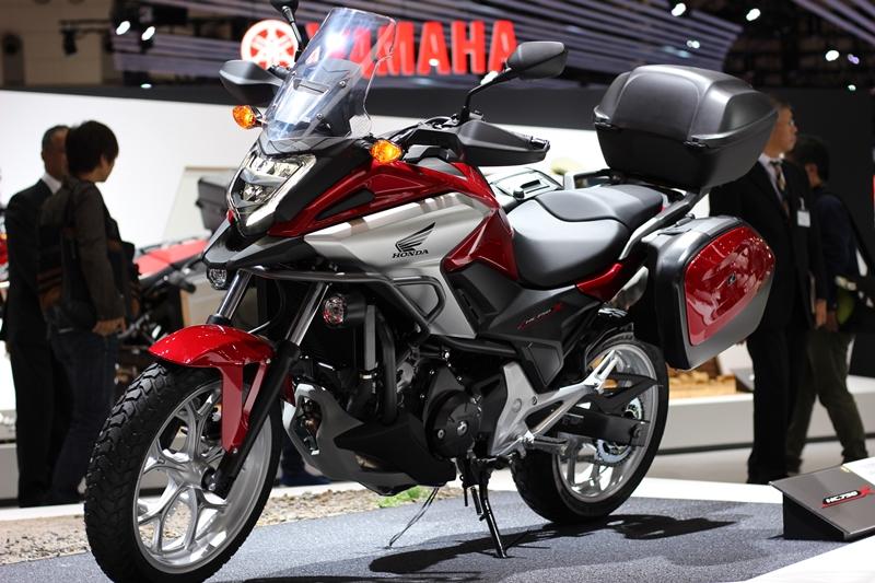 The 44th Tokyo Motor Show 2015 HONDA : Webike Japan Weblog